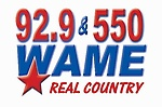 Real Country 550 & 92.9 WAME
