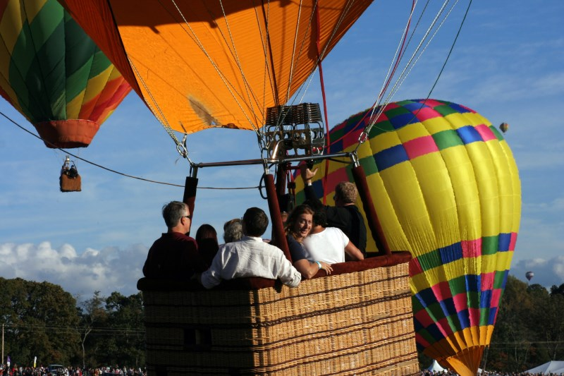 National Balloon Rally Charities, Inc