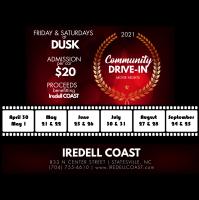 Friday & Saturdays at Dusk (Community Drive-In Movie Nights)