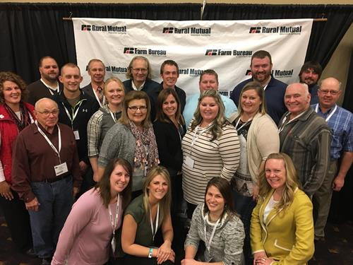 Wisconsin Farm Bureau Annual Meeting 2017