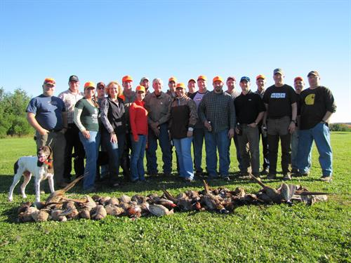 Many Hunting Groups Enjoy Emerald Ridge