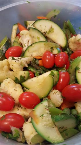 Marinated Veggies