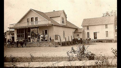 KS Coffee House circa 1910