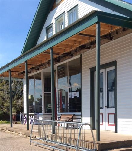 Front of KS Coffee House