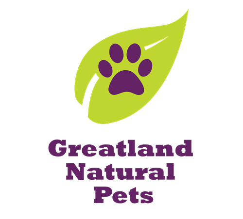 Greatland Natural Pets logo