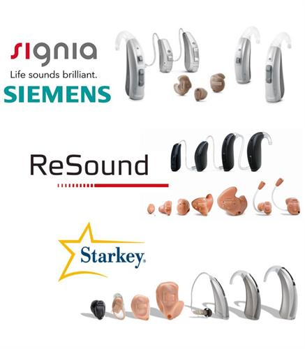 The Most Trusted Hearing Aid Brands
