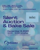 Silent Auction & Bake Sale