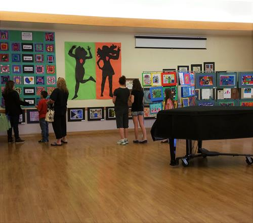 BCAH and the City of Broomfield Recreation Department's 2016 Student Art Show