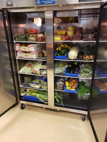 Marketplace produce