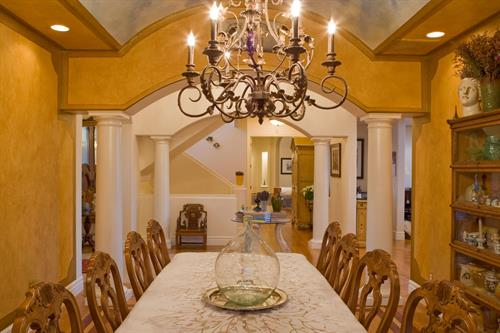Spanish Colonial Custom Home