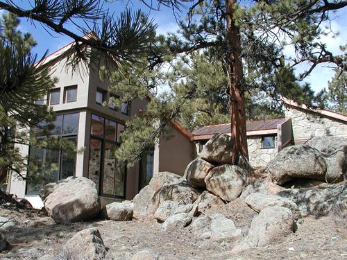 Mountain Modern Custom Home