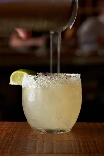 The perfect margarita is all about fresh, crisp flavors!