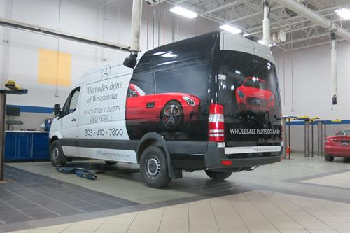 Custom Vehicle Wrap - Concept by Front Range Signarama
