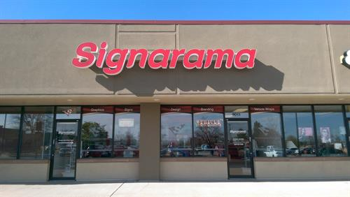 Welcome to Front Range Signarama
