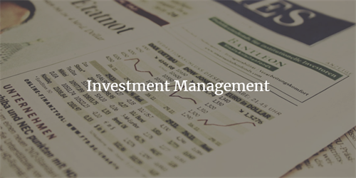 Investment Management with NO Minimums