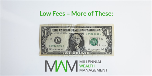 We Keep Our Fees Low So You Keep More of Your Money