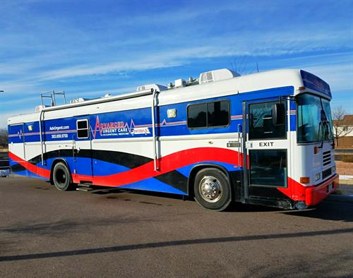 Advanced Urgent Care & Occupational Medicine - mobile clinic