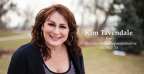 Kim Tavendale - Libertarian Candidate for HD33