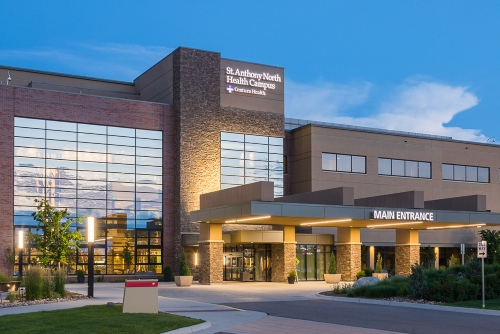 St. Anthony North Hospital Entrance