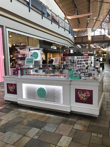 FlatIron Mall Kiosk