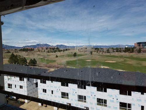 On our property you will see unbeatable view of the Flatirons!