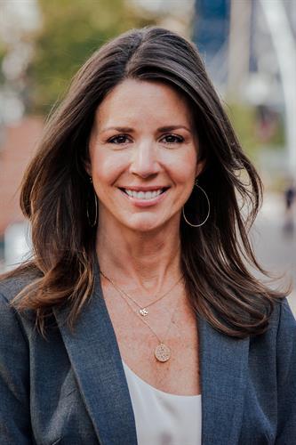 Jeni Blood - Director of Client Services