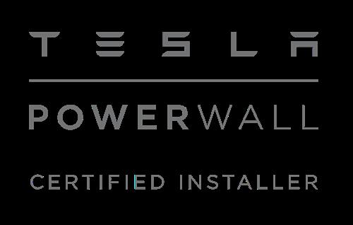Certified Powerwall Installer