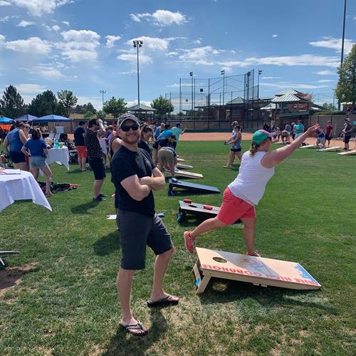 Westminster Legacy Foundation Bags Tournament