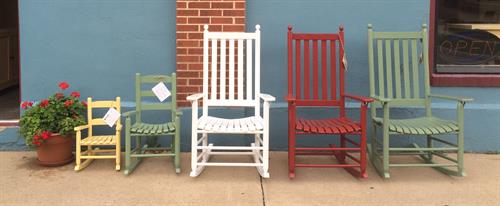 Troutman rocking chairs