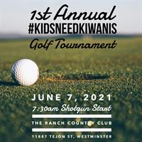 1st Annual #KidsNeedKiwanis Charity Golf Tournament