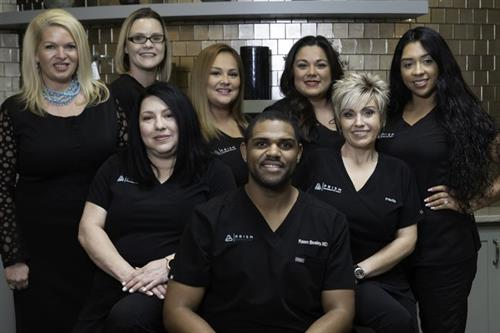 Dr. Rawn Bosley & the Prism Dermatology Team