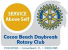 Cocoa Beach Daybreak Rotary