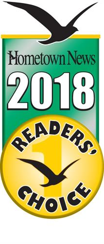 Thank you for your vote as Reader's Choice #1 Yoga Studio 2018