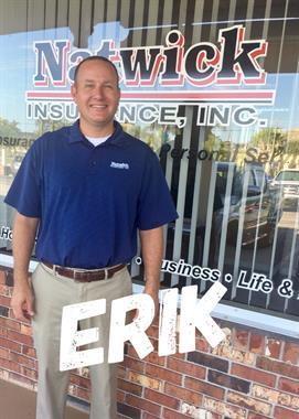 Erik Natwick