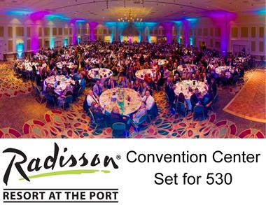 Radisson Convention Center
