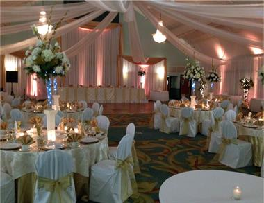 Radisson Pavilion Wedding