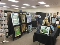 Central Brevard Art Association First Annual Holiday Art Show and Sale
