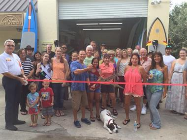 OUR NEWEST PADDLE BOARD SHOP GRAND OPENING!