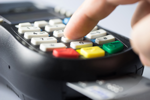 let your customers feel more secure with EMV compliant technology