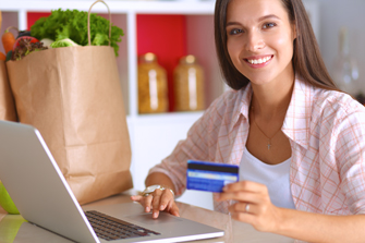 Let your customers shop from the convenience of their home