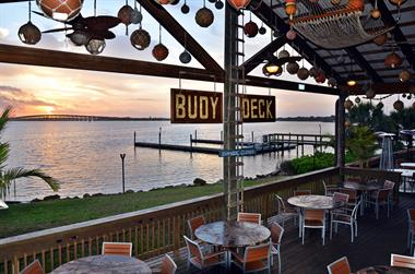 Waterfront dining at it's finest!