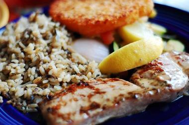 The Mahi Mahi is second to none.