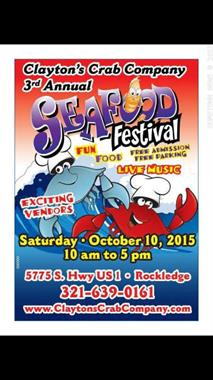 4th Annual Seafood Festival