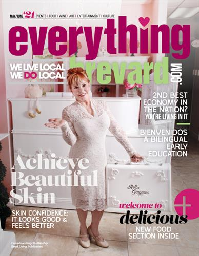 Everything Brevard Cover Story (pages 32-34)