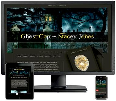 Ghost Copy Stacey Jones