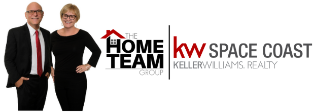 The HOME TEAM Group with Keller Williams Space Coast