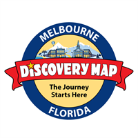 Discovery Map of Melbourne - Bruce Masters