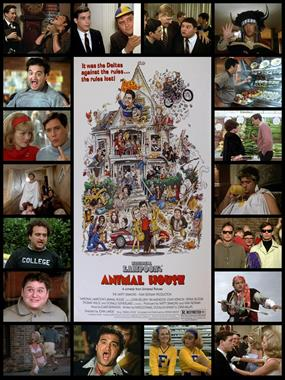 Animal House Montage