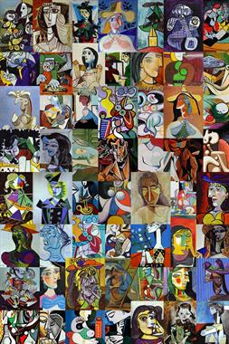 Picasso Montage
