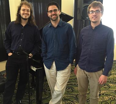 Performance by the American Jazz Pianist Competition Finalists